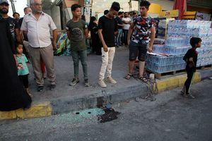 Clip người đẹp Iraq bị bắn chết từ trong xe hơi