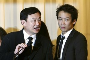 Con trai cựu Thủ tướng Thái Lan Thaksin bị truy tố về tội rửa tiền