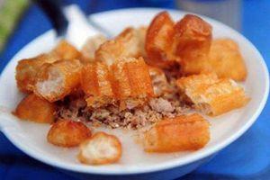 Điểm danh những món ăn vặt siêu hấp dẫn cho ngày chớm đông Hà Nội