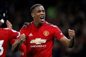 Oái ăm khi Martial ghi 1 bàn, Man United mất 7,7 triệu bảng