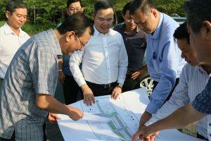 Khảo sát thực địa dự án đầu tư xây dựng Thiết chế Công đoàn tại Cần Thơ