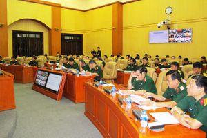 Toàn quân triển khai đồng bộ các biện pháp nâng cao chất lượng huấn luyện, SSCĐ và rèn luyện kỷ luật