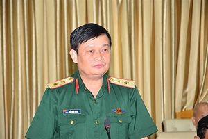 Phó Đô đốc Trần Hoài Trung giữ chức Bí thư Đảng ủy - Chính ủy Quân khu 7