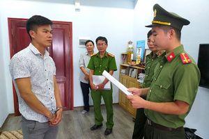 Bắt đối tượng tổ chức cho người trốn đi sang Đài Loan
