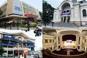 Hàng loạt Nhà hát ở TP HCM bây giờ ra sao?