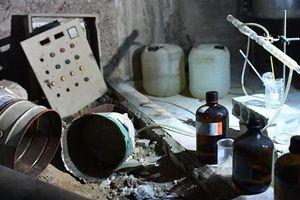 Bộ Quốc phòng Nga: Khủng bố IS tại Syria đã lấy được chất độc hóa học