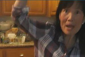 Mẹ giận tím mặt vì con trai khoe mua đồ hiệu 2 nghìn đô