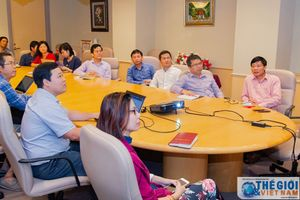 Đại sứ quán Việt Nam tại Hoa Kỳ triển khai sử dụng mạng quản lý tri thức