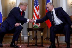 Ông Trump và ông Putin có thể gặp lại nhau tại Helsinki vào năm sau