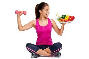 Ăn uống cân bằng để sống lâu hơn