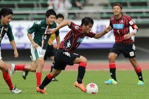 Cầu thủ Việt Nam sẽ được thi đấu thường xuyên ở J-League