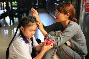Cuộc sống của con gái nuôi sau khi nghệ sĩ hài Khánh Nam qua đời