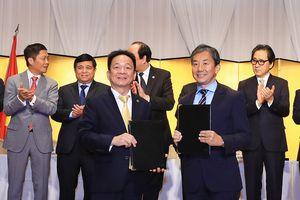 Tập đoàn T&T Group ký kết hợp tác với hai đối tác lớn tại Nhật