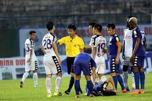 Loại Hà Nội, B.Bình Dương gặp FLC Thanh Hóa tại chung kết Cúp Quốc gia 2018