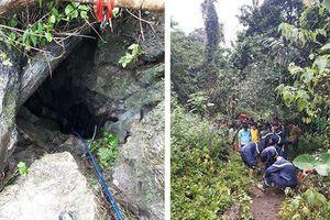 Ba người ngạt khí tử vong trong hang đá ở Tuyên Quang