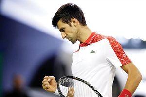 Djokovic bắt đầu hành trình trở lại ngôi vương
