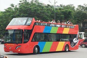 Mở thêm tuyến City tour 2 tầng tại Hà Nội: Trùng đến 90% có hợp lý?