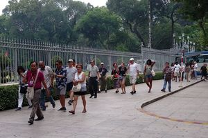 Thí điểm xếp hạng hướng dẫn viên du lịch Việt Nam