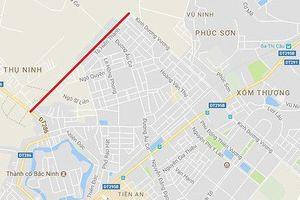 Yêu cầu Bắc Ninh làm rõ nội dung về dự án đầu tư tuyến đường H2