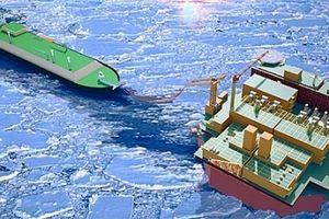 Nga phát hiện một mỏ khí mới khổng lồ ở Bắc Cực