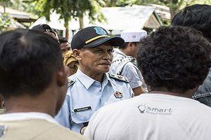 Tù nhân Indonesia tự nguyện quay lại trại giam sau thảm họa kép
