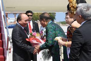 Thủ tướng tham dự cuộc gặp các lãnh đạo ASEAN nhân hội nghị IMF-WB