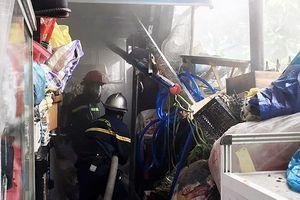Đà Nẵng: Một buổi sáng xảy ra hai vụ cháy nhà