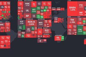 Chứng khoán sáng 11/10: Vn-Index giảm gần 50 điểm, vốn hóa 2 sàn mất 7 tỷ USD