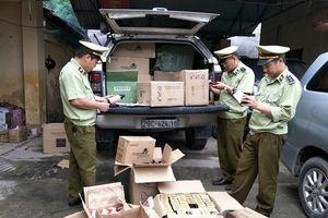 Liên tiếp thu giữ số lượng lớn mỹ phẩm lậu