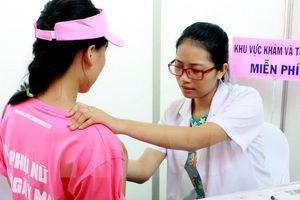 Ung thư vú đang có xu hướng ngày càng trẻ hóa