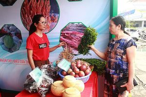 Hơn 200 gian hàng đăng ký trưng bày tại hội chợ nông nghiệp công nghệ cao