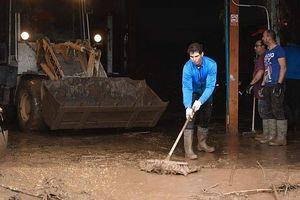 Hành động của Rafael Nadal tại quê nhà bị lũ lụt gây cảm động