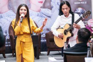 Phương Thảo mời Thanh Lam cùng hát vì... độ điên 'rất đàn bà'