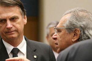 Brazil điều tra cố vấn kinh tế của ứng viên tổng thống Jair Bolsonaro