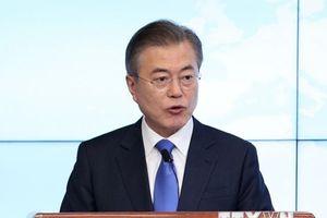 Hàn Quốc quyết tâm phi hạt nhân hóa hoàn toàn Bán đảo Triều Tiên
