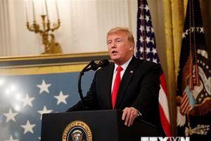 Tổng thống Trump lưỡng lự việc Mỹ ngừng bán vũ khí cho Saudi Arabia