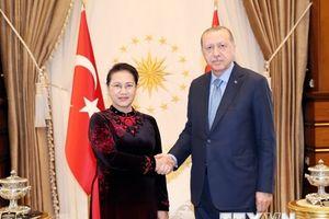 Hoạt động của Chủ tịch Quốc hội Nguyễn Thị Kim Ngân tại Thổ Nhĩ Kỳ