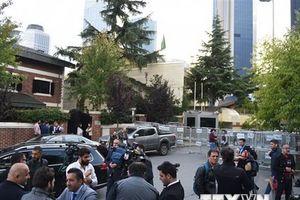 Thổ Nhĩ Kỳ bác bỏ thông tin Mỹ giúp đỡ điều tra vụ nhà báo mất tích