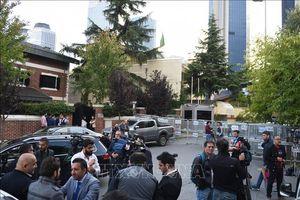 Thổ Nhĩ Kỳ 'bóc mẽ' thông tin Mỹ giúp đỡ điều tra vụ nhà báo mất tích