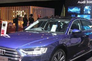 Cận cảnh Audi A8L 2018 phiên bản kéo dài giá hơn 7 tỷ đồng