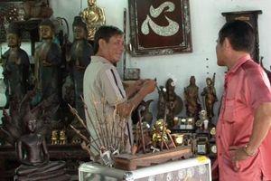 Điều kiện hoạt động kinh doanh di vật, cổ vật, bảo vật quốc gia