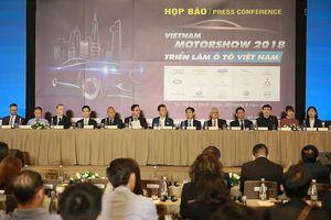 Vietnam Motor Show 2018 sắp khai màn, có gì hấp dẫn đáng xem?