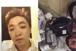 Bắt tên cướp bị trinh sát bắn vào chân lẩn trốn ở Kiên Giang