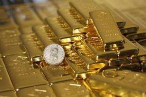 Giá vàng thế giới đi lên khi đồng USD và chứng khoán mất đà
