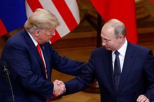 Trump, Putin có thể gặp mặt tại Helsinki vào năm tới