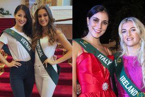 Nhan sắc 'kém dần đều' của thí sinh Miss Earth, cơ hội cho đại diện Việt - Phương Khánh tỏa sáng?