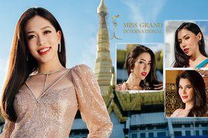 Fan Việt bình chọn như 'vũ bão', Phương Nga vẫn chưa chắc suất vào Top 9 'most-liked' tại Miss Grand International?