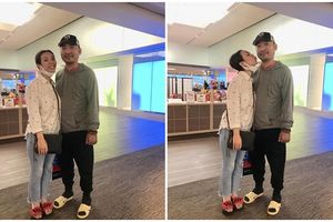 Thu Trang gọi Tiến Luật là chú, tặng quà sinh nhật 'bá đạo' cho chồng