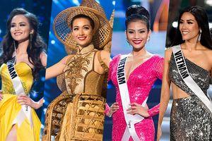 Việt Nam out-top tại Miss Universe: Đừng vội đổ lỗi cho lý do 'sash Việt Nam' còn yếu!