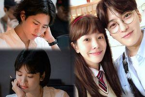 'Boyfriend': 'Bạn trai màn ảnh' của Han Ji Min trở thành chồng Song Hyo Kyo và đối thủ của Park Bo Gum?